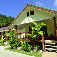 Chongkhao Resort โรงแรมในเกาะพีพี