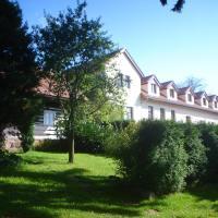 Penzion Pod Vyhlídkou, отель в городе Пецка