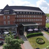 Hotel am Schlosspark, отель в Гюстрове