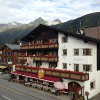 Hotel Soliva, hotel in Sedrun