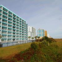 Tropical Seas Hotel, hotel in Myrtle Beach