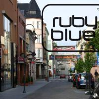 Ruby Blue, hotel in Ostrava