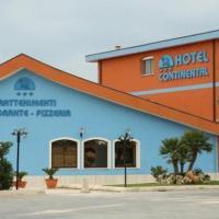 Hotel Continental, hotel a Pozzallo