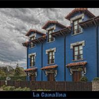 Apartamentos Rurales La Canalina, hotel en Villahormes