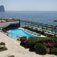 Diva La Canzone Del Mare, отель в Капри