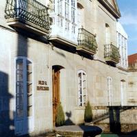 Pazo Almuzara, hotel en Boborás