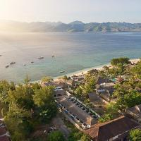 Scallywags Resort, hôtel à Gili Trawangan