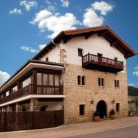 Casa Rural Flor de Vida - B&B, hotell sihtkohas Lizaso