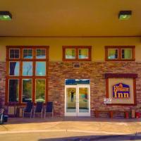 A Riverside Inn Travelodge by Wyndham, hotel in Fairplay
