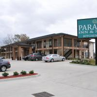 Paradise Inn & Suites, hotel in Baton Rouge