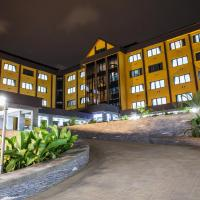 Grand Legacy Hotel, hotel in Kigali