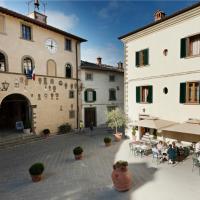 Hotel Palazzo San Niccolò & Spa, hotell i Radda in Chianti