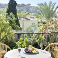 Adrian Hotel, hotell i Aten