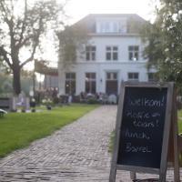 Boutique B&B Villa Heidetuin, hotel in Bergen op Zoom