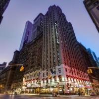 Wellington Hotel, viešbutis Niujorke