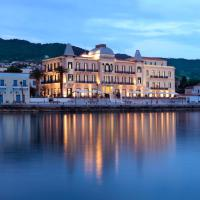Poseidonion Grand Hotel, отель в городе Спеце