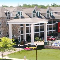 Crown Choice Inn & Suites Lakeview and Waterpark, hotel in Mackinaw City