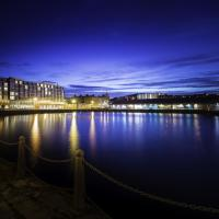 Apex City Quay Hotel & Spa, hotel in Dundee