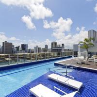 Bugan Recife Hotel by Atlantica, hotel in Recife