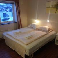 Gullhaugen Pensjonat, hotel in Harstad