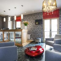 Hotel Charlemagne, hôtel à Neuilly-sur-Seine