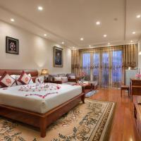 Silk Queen Hotel Hang Gai, viešbutis Hanojuje