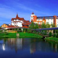 Vyshegrad Castle Hotel, hotel in Vyshhorod