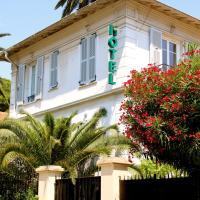Hotel Villa Les Cygnes, отель в Ницце