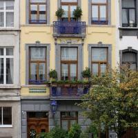Hotel Les Bluets, hotel en Bruselas