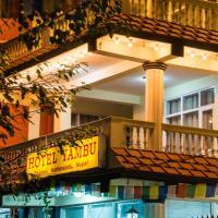Hotel Yambu, отель в Катманду