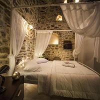 Η Βιλίτσα της Αννούς του Αντριά, ξενοδοχείο στο Πυργί