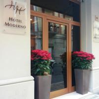 Hotel Moderno, hotel a Bari, Centro di Bari