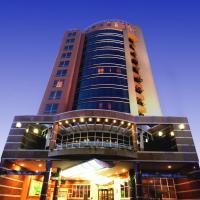 InterTower Hotel - Habilitado, hotel em Santa Fé