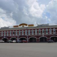 гостиница Успенская, отель в Угличе