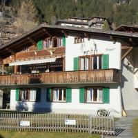 Chalet Berggeist Adelboden Wohnung 1