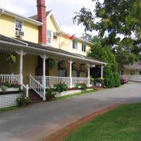 Shining Waters Country Inn, hotel em Cavendish