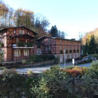 Hotel Rabenauer Mühle, hotel in Rabenau