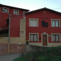Casa Rural El Colorao, hotel in Sotés