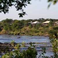 Neptune Mara Rianta Luxury Camp - All Inclusive., hotel v destinaci Aitong