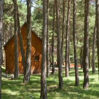 Camping Fontfreda, hotel in Castellar del Riu