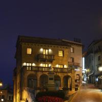 Titano Suites, hotel in San Marino