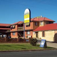 Poet's Recall Motel, hotel in Gundagai