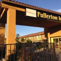 Fullerton Inn, hotel in Fullerton