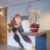 Pepis Skihotel, hotel in Sankt Anton am Arlberg