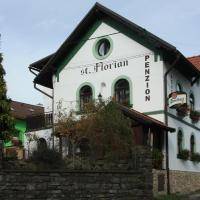 Penzion St. Florian Příbor, hotel poblíž Letiště Leoše Janáčka Ostrava - OSR, Příbor