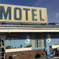 Chris by the Sea Motel, hotel in Ocean Shores