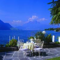 Romantik Hotel Beau Rivage Weggis - Beau Rivage Collection, отель в Веггисе
