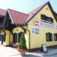 Hotel Pri Belokranjcu, hotel in Novo Mesto