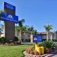 Americas Best Value Inn & Suites Madera, hotel in Madera
