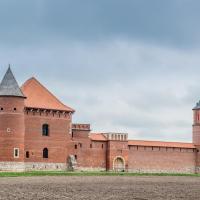 Zamek w Tykocinie – hotel w Tykocinie